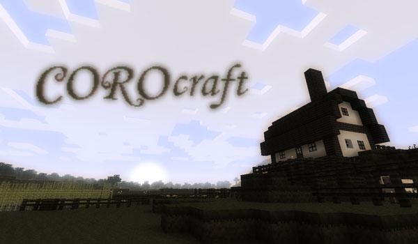 imagen del paquete de texturas Corocraft Texture Pack para Minecraft 1.0