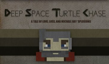 Deep Space Turtle Chase Map para Minecraft 1.1