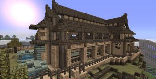 imagen de muestra del paquete de texturas JohnSmith Texture Pack para la versión 1.1 de Minecraft