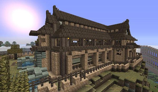 JohnSmith Texture Pack para Minecraft 1.1