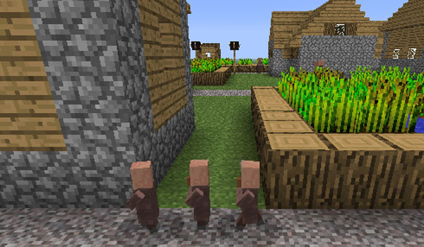 Minecraft Snapshot 12w07b