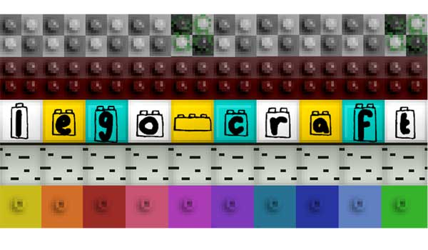 LegoCraft Texture Pack