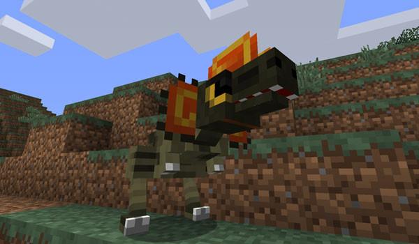 Fossil Archeology Mod para Minecraft 1.2.5