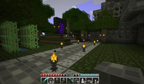example of texture for sinecraft 1.8.7