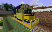 Trains and Zeppelin Mod para Minecraft 1.2.5
