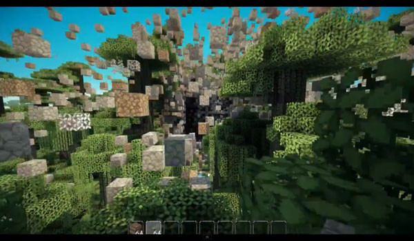 Minema Mod para Minecraft 1.2.5