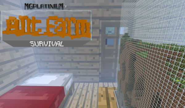 logotipo del mapa de supervivencia ant farm 1.2.5