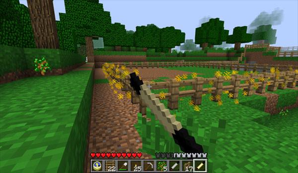 Magic Wands Mod para Minecraft 1.2.5