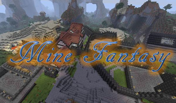 MineFantasy Mod para Minecraft 1.2.5