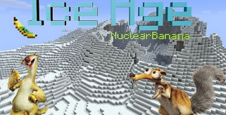 logotipo del mod iceage dimension 1.2.5