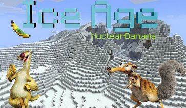 IceAge Dimension Mod para Minecraft 1.2.5
