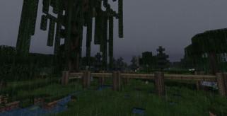 imagen de un paisaje lloviendo, decorado por GeruDoku RPG 1.3.1