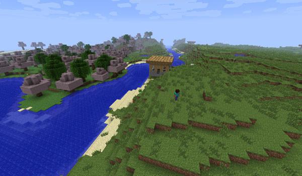 You Are Herobrine Mod para Minecraft 1.3.2