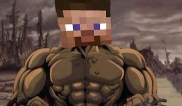 Kenshiro Mod para Minecraft 1.3.2