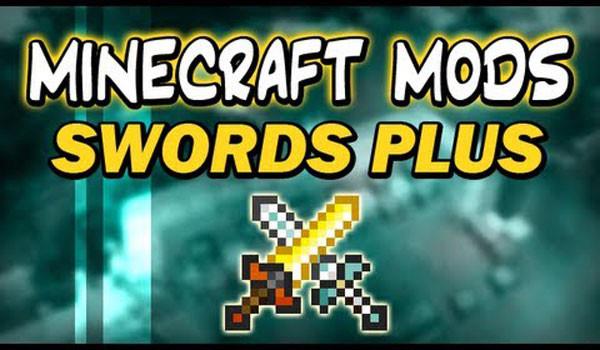Swords Plus Mod para Minecraft 1.3.2