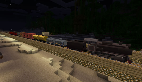 Trains and Zeppelin 1.3.2
