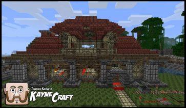 KayneCraft Texture Pack para Minecraft 1.8
