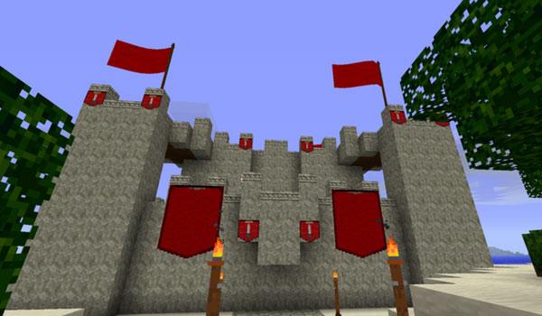 Middle Age Mod para Minecraft 1.3.2
