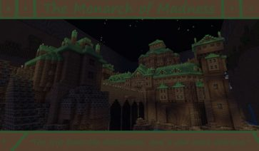 Monarch of Madness Map para Minecraft 1.6.2