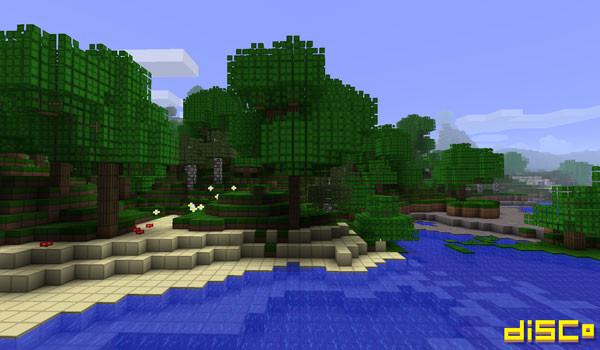oCd Texture Pack para Minecraft 1.8