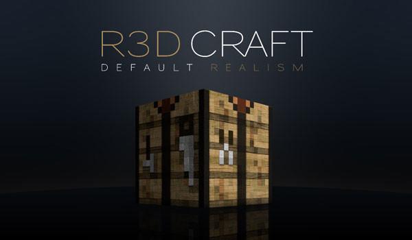 R3D Craft Texture Pack para Minecraft 1.4.2