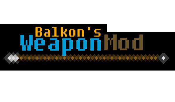 Weapon Mod para Minecraft 1.4.5