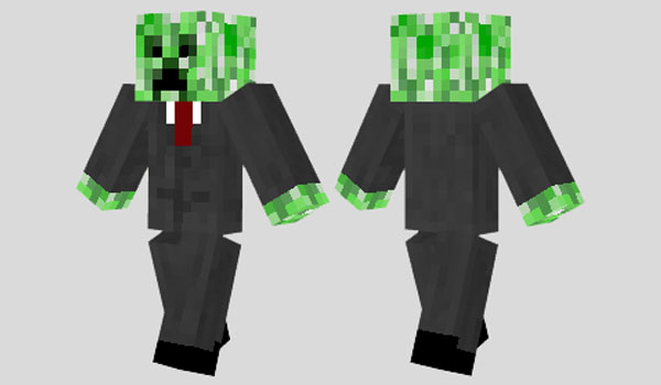 Business Creeper Skin