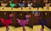 Chococraft Mod para Minecraft 1.4.5