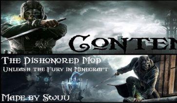 Dishonored Mod para Minecraft 1.4.5