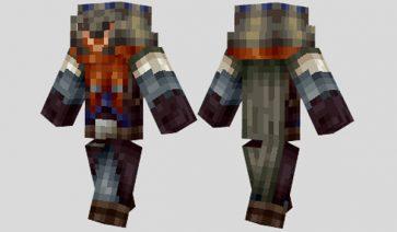 Gimli Skin para Minecraft