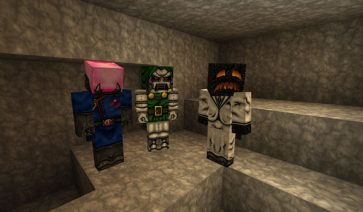 HD Player Skins Mod para Minecraft 1.4.2