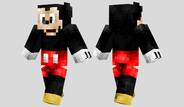 Mickey Mouse Skin