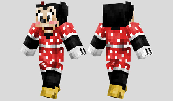 Minnie Mouse Skin