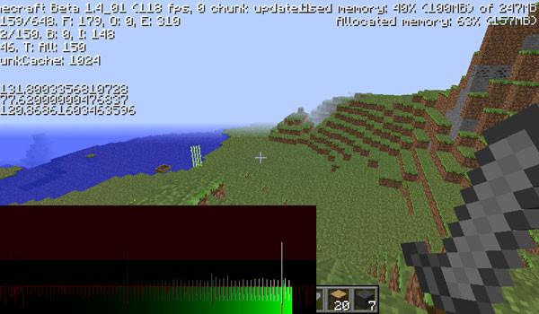 Optifine Mod para Minecraft 1.4.5
