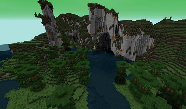 Pre-Historic Mod para Minecraft 1.4.2