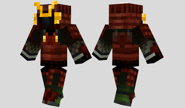 Samurai Skin