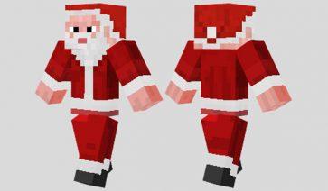 Santa Claus Skin para Minecraft