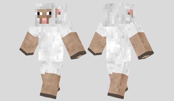 Sheep Skin para Minecraft