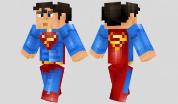 Superman Skin para Minecraft