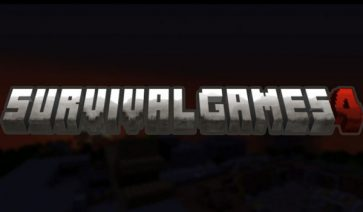 Survival Games 4 Map para Minecraft 1.4.2