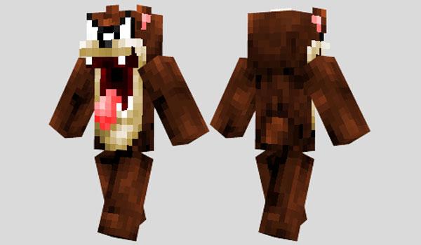 Taz Skin para Minecraft