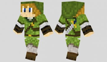 Zelda Skin para Minecraft