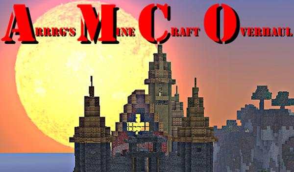 AMCO Mod Pack para Minecraft 1.4.5