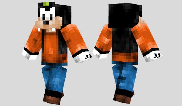 Goofy Skin para Minecraft