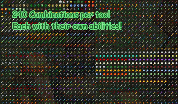 InfiCraft Mod para Minecraft 1.4.6 y 1.4.7