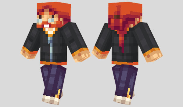 Jeb Skin para Minecraft