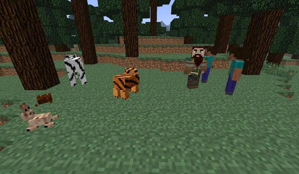 More Mobs Mod para Minecraft 1.4.5