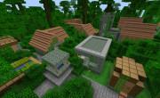 More Village Biomes Mod para Minecraft 1.4.6 y 1.4.7