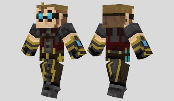 Alchemist Skin para Minecraft