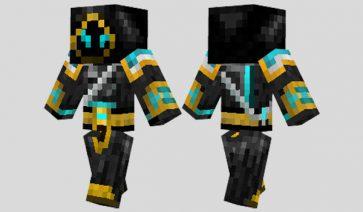Battle Monk Skin para Minecraft